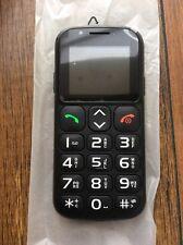 BIG Button TELEFONO Basic Semplice Anziano Cellulare Grande Pulsanti Sos Doppio 2 SIM Sbloccato