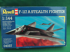 REVELL : 04037 : F-117 A STEALTH FIGHTER : 1:144 SCALE :  MODEL KIT NEW