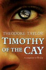 G, Timothy of the Cay, Taylor, Theodore, 015206320X, Book
