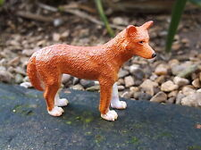 Science and Nature Small plastic Australian animal replica DINGO model figurine
