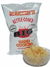 "Martins Kettle Cooked Potato Chips, Hand Cooked (""BIG"" 17 Oz. Bag)"