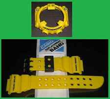 15% OFF - CASIO G-SHOCK FROGMAN GF8250-9 DW8200 YELLOW STRAP BAND & BEZEL SHELL