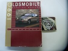 1990 OLDSMOBILE SILHOUETTE SERVICE SHOP REPAIR MANUAL