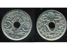 5 CENTIMES  LINDAUER  .1938.  AVEC POINTS ( SPL )
