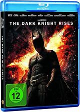 Blu-ray BATMAN - THE DARK KNIGHT RISES # Christian Bale, Michael Caine ++NEU