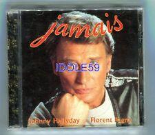 Florent Pagny - Johnny Hallyday, bienvenue chez moi, CD rare pochette