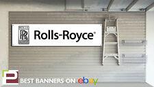 Rolls-Royce Workshop / Garage Banner Phantom, Silver Shadow, Wraith, Ghost