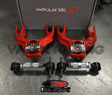 Skunk2 Pro FRONT & Blox REAR Camber Kit Combo 92-95 Civic 94-01 Integra EG DC2