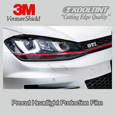 Headlight Protection Film by 3M for 2015-2016 VW Golf