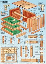 DIY Carpentry Woodwork & Business PDFS 8gb 2 Dvd 100'000 Home Made Projects
