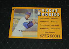 1989 'Great Rookies' Publication by Greg Scott-Rod Carew (Twins) on cover