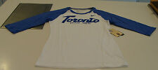 2013 Toronto Blue Jays Baseball L Ladies 3/4 Length Raglan Women's T Shirt
