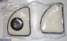 Spare Filter Set For Czech M10 Gas Mask NEW FREE SHIPPING!