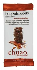 Chuao - Gourmet Milk Chocolate Mini Bar Baconluxious - 0.39 oz.