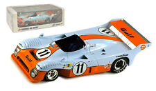 Spark 43LM75 Gulf Mirage GR8 #11 Le Mans Winner 1975 - Bell/Ickx 1/43 Scale