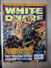 WHITE DWARF 250 free 1st class postage, great condition, sadly no free booklet