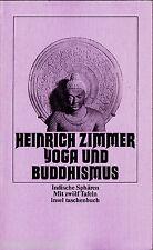 """Heinrich Zimmer - """" Yoga und BUDDHISMUS - Indische Sphären """" (1973) - tb"""