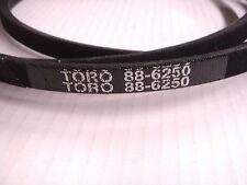 "Toro Wheel Horse 88-6250 OEM original 38"" lawn tractor mower deck drive belt NEW"