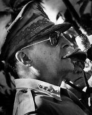 1944 World War II DOUGLAS MACARTHUR Glossy 8x10 Photo US Army Print Phillipines
