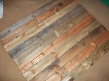 Reclaimed Pallet Wood Lumber 10 Boards Projects Crafts Signs Furniture DIY Art