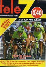 TELE Z N°1555 tour de france 2012