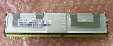Samsung M395T5750E24-CE65 2GB PC2-5300F 2Rx4 Buffered RAM Memory ECC