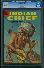 Indian Chief #23 (1956) ~ CGC 9.2 ~ River City Pedigree ~ Painted Cover