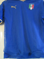 Italy 2007-2008 Home Football Shirt Size Medium /40538
