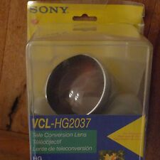 objectif   Sony tele conversion  lens x2