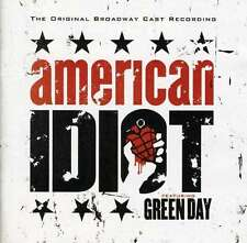 American Idiot - Original Broadway Cast Recording [2 CD] - Green Day WARNER BROS