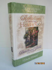 Reflections from the Heart of God: Devotional Bible for Women