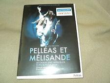 """DVD DIGIPACK NF """"PELLEAS ET MELISANDE, LE CHANT DES AVEUGLES"""" de Philippe BEZIAT"""