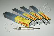 4 x Bosch Duraterm Glow Plug SET ALFA ROMEO FIAT LANCIA OPEL SAAB JTD Diesel