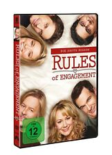 OLIVER/KAJLICH,BIANCA/PRICE,MEGYN HUDSON - RULES OF ENGAGEMENT S3  2 DVD NEU