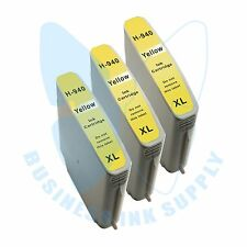 3 Yellow 940XL HI-YIELD INK CART FOR HP 940XL OfficeJet Pro 8500 Pro8500A 8000