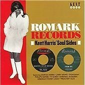 Romark Records - Kent Harris' Soul Sides (CDKEND 397)
