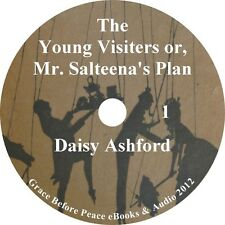The Young Visiters Romantic Comedy Audiobook by Daisy Ashford on 2 Audio CDs