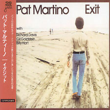 Exit by Pat Martino (CD, Aug-2001, Pony Canyon)