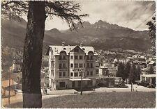 BORCA DI CADORE - ALBERGO ANTELAO (BELLUNO) 1954