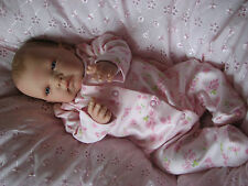 Xmas Baby -  Newborn Reborn Doll, Choose boy or Girl-Ghsp,Weighted,Painted hair