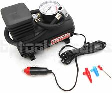 Mini Portable Air Compressor Electric Tire Inflator Pump 12 Volt Car 250PSI