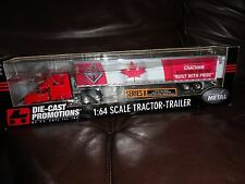 2002 ERTL DIE-CAST PROMOTIONS SERIES II CHATHAM ASSEMBLY TRACTOR-TRAILER 1/64