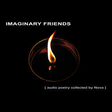 Imaginary Friends [ Audio Poetry Collected By Nova ] CD Ultimae Ambient Rare NM