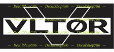 Vltor Firearms - Outdoor / Hunting Sports - Vinyl Die-Cut Peel N' Stick Decals