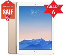 Apple iPad Air 2 16GB, Wi-Fi + 4G (Unlocked) 9.7in GOLD (Latest Model) (R)