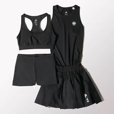 BNWT ADIDAS Y-3 ROLAND GARROS 3-PC Tennis Golf Skirt Run Dance Gym Dress - S 36