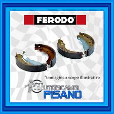 FSB232 KIT GANASCE FRENO POSTERIORI FERODO CITROEN AX (ZA-_) 10 E 41 CV C3A