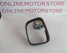 VW TRANSPORTER T5 CADDY WING MIRROR PLASTIC - DOOR TRIM RING BEZEL CAP -  LEFT