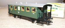K15 Trix 28034 Plattform-Personenwagen  2. Klasse DB  A/c für Märklin
