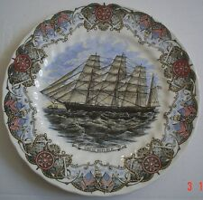 Churchill Currier And Ives Collectors Plate GREAT REPUBLIC Tall Ship